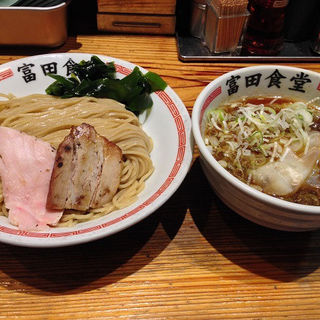 つけワンタン(並)(松戸中華そば 富田食堂 )