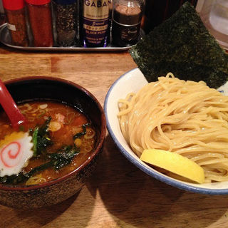 濃厚豚骨醤油つけ麺(大)(濃厚豚骨醤油ラーメン 太龍軒 恵比寿本店 )