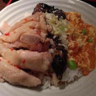 黒猫的海南鶏飯(黒猫夜 (クロネコヨル))