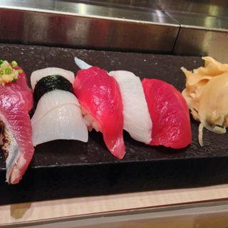 ボリュームランチ(梅丘寿司の美登利 赤坂店)