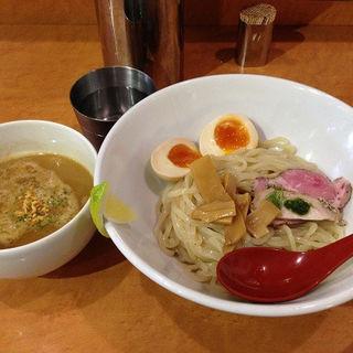 味玉鶏白湯つけ麺(麺屋 翔 )