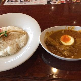 バターチキンカレー(辛口)(天馬 )