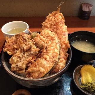 秋天丼(磯美家 本店 (いそみや))