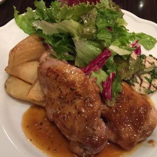 本日のお肉料理(カチナ (Katsina))