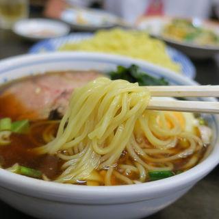 チャーシューつけ麺(松葉 )