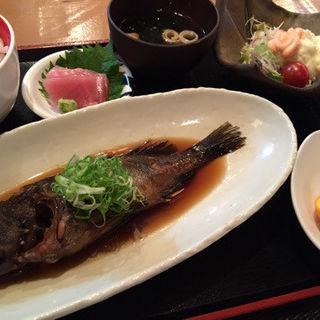 本日の魚定食 (海鮮酒場 喰場の心 (カイセンサカバ クバノココロ))