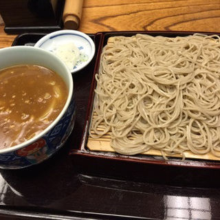 カレーせいろ(赤坂見附長寿庵 (あかさかみつけちょうじゅあん))
