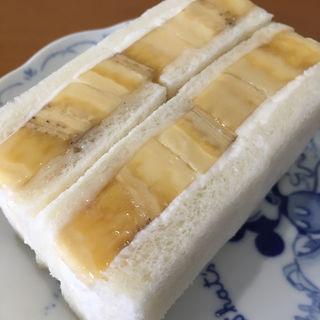 バナナカスタードサンド(ボン マテリエル (Bon Materiel))