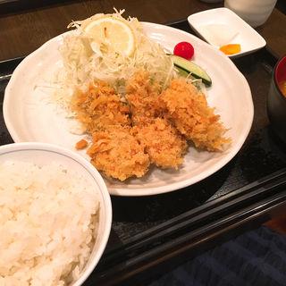 ヒレカツ定食(とんかつ 天山 )