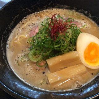 鶏白湯(フカクサ製麺食堂 )