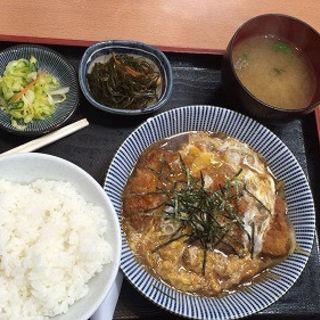 ロースカツ煮(月源 (ツキゲン))