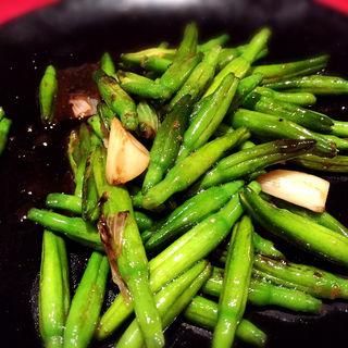 金針菜炒め(チィナ (CHI・i・NA))