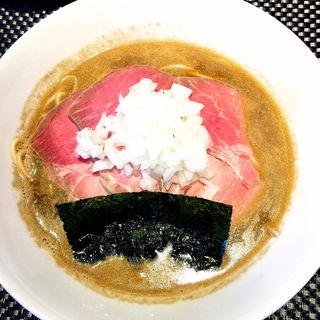 肉中華そば(煮干乱舞)