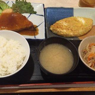 かじきバター焼き(レストラン 千味 )