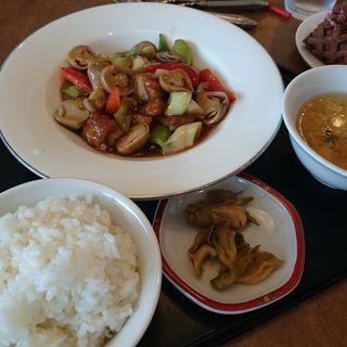 鶏肉の辛子炒め(レストラン滄海 (レストランソカイ))