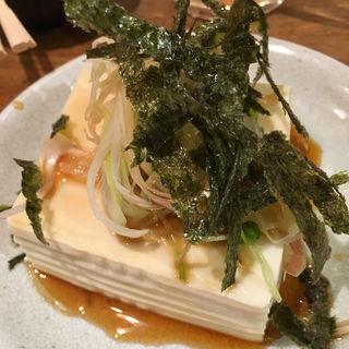薬味豆腐(よかたい ほろよい通り店 (【旧店名】 美少年))