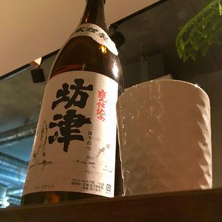芋焼酎 坊津(六ヶ城 (ろっかんじょう))