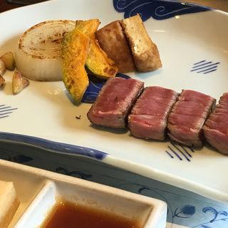 佐賀牛モモステーキランチ 140g(佐賀牛 なかむら )