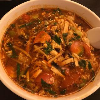 酸辣湯麺(中国美食坊 聚珍楼 (聚珍楼))