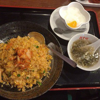 キムチ炒飯(阿里城 晴海トリトンスクエア店 )