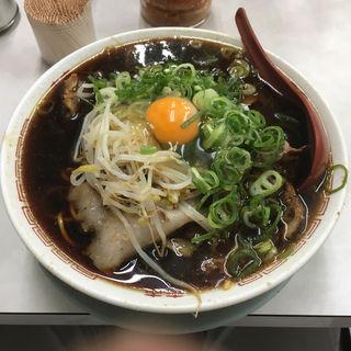 特大新福そば(新福菜館 本店 (しんぷくさいかん))
