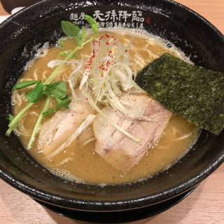 黒天孫 醤油(麺屋 天孫降臨 三宮本店 )