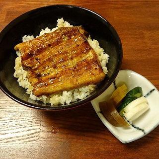 うな丼(鰻はし本)