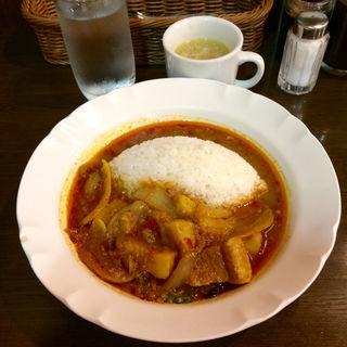 印度ポーク・カリー(トプカ 神田本店 )
