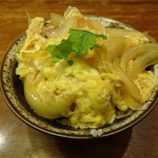 ミニ親子丼(初代 鳥真 (とりまさ))
