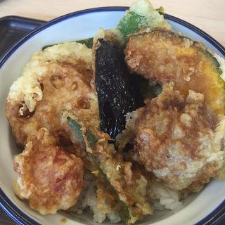 野菜天丼(さん天 堺鳳店 )