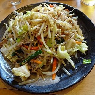 野菜炒め・単品(かどや食堂 )