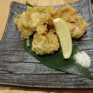 白子てんぷら(魚治 (UOHARU))
