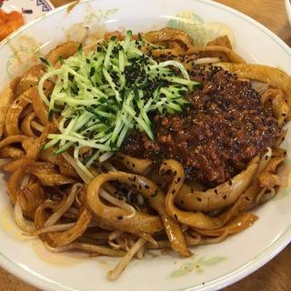 炸醤麺(玉林酒家)