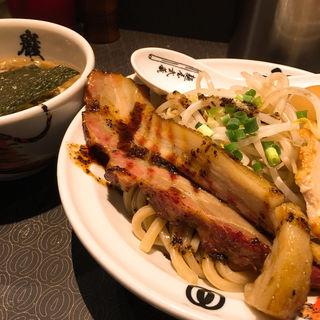 巌虎 濃厚つけ麺(麺屋武蔵 武仁 (ぶじん))