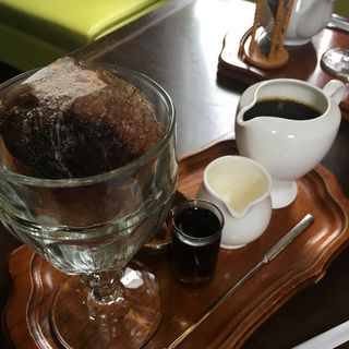 アイスコーヒー(茶房迎賓館 住吉店 )