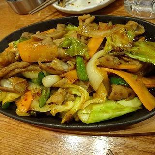 ホルモン(北海道マルハ酒場 御徒町店 (【旧店名】マルハのカルビ丼))