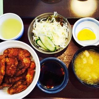 ソースカツ丼(ヨーロッパ軒 総本店 )