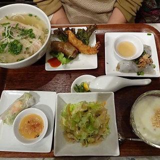 お得なAセット (虎屋菓寮 横浜そごう店 (とらやかりょう))