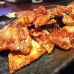 豚キムチ(酒蔵 七津屋)