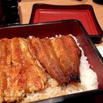 うな重(上)(魚伊 本店 (うおい))