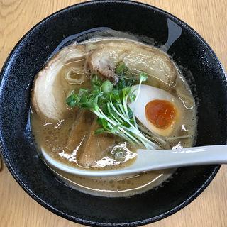 熟成夜鳴きそば ウィング麺(夜鳴そば Booやん (ぶーやん))