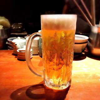 生ビール(しみず )