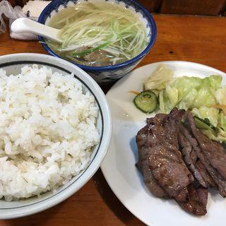 牛タン焼(味太助 本店 (あじたすけ))