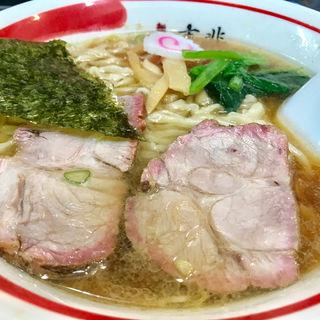 中華そば(麺壱 吉兆 )