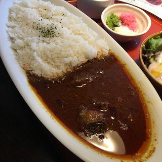 激辛ビーフカレー Mサイズ(Meet Meats 5バル  高田馬場店)