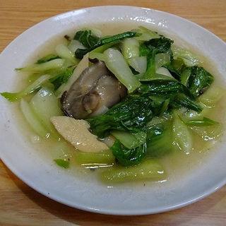 季節野菜の炒め(中華飯店 襄陽 (じょうよう))