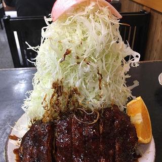 味噌かつライス(葉栗屋 (ハグリヤ))