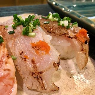 ノドグロ炙り(たく海 )