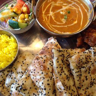 ◆ カレー セット -Curry SET- (ディップマハル 溜池山王店 (dipmahal))