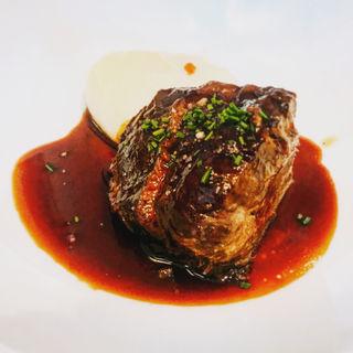 牛ほほ肉の赤ワイン煮(ル モンド グルマン (Le Monde Gourmand))